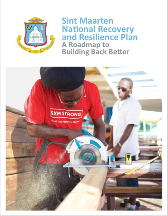 Parliament unanimously supports National Recovery & Resilience Plan