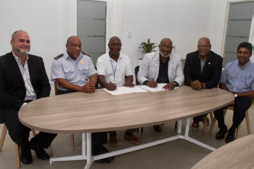 Second round of repairs to police stations to commence