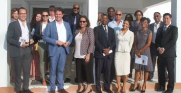 Irma Recovery and Resilience Trust Fund Steering Committee meets on Sint Maarten