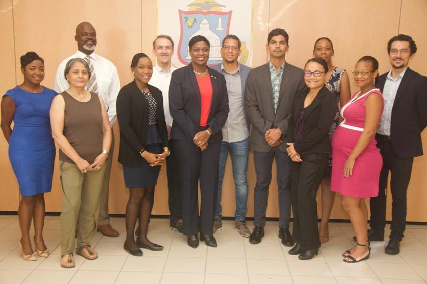 World Bank Mission to Sint Maarten – Technical Support & Supervision Mission