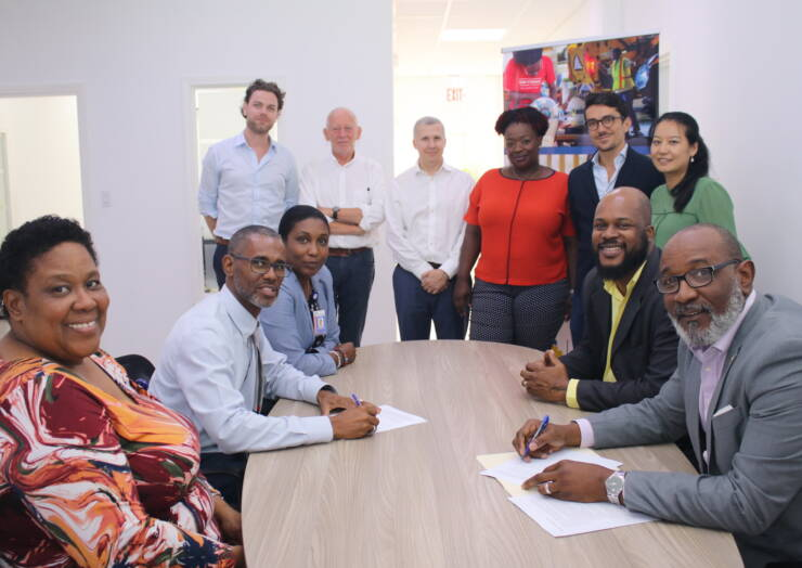 NRPB and GEBE start Water and Electricity Resilience Program