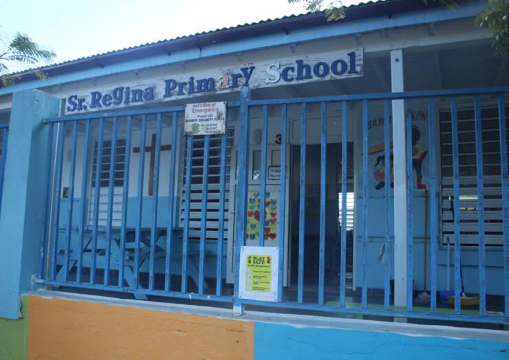 School repairs set to kick off with first three schools;  Sr. Regina, St. Joseph and Leonald Conner