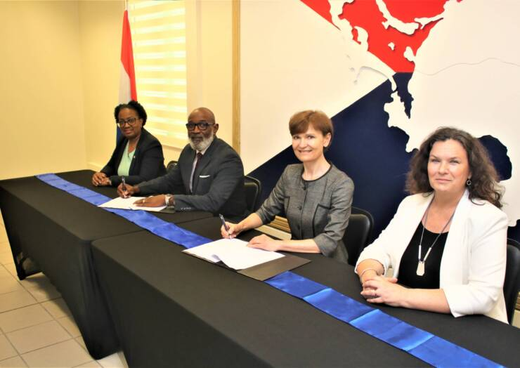 US $45 million in additional financing allocated to ERP-1